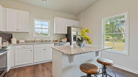 Kitchen | Dorchester Plan