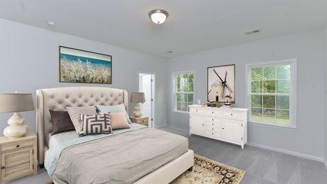 Primary Bedroom | Jamison Plan