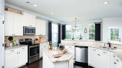 Kitchen | Yates Plan