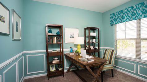 Home Office | Langford Plan