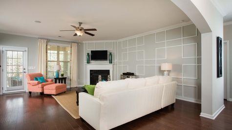Great Room | Yates Plan