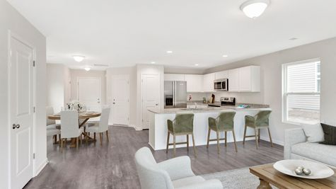 Kitchen | Bartow Plan
