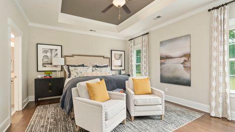 Master Bedroom | Victor Plan