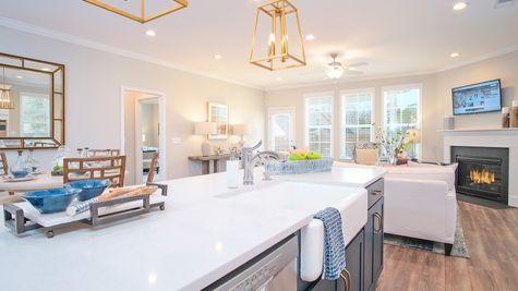 Kitchen | Hayward Plan