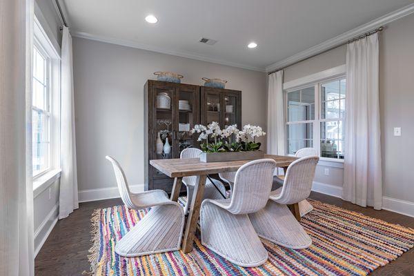 Dining Room   Overland Plan