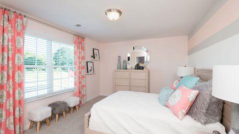 Bedroom   Yates Plan