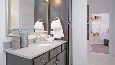 Primary Bathroom | Jensen Plan