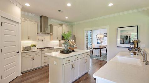 Kitchen | Warwick Plan