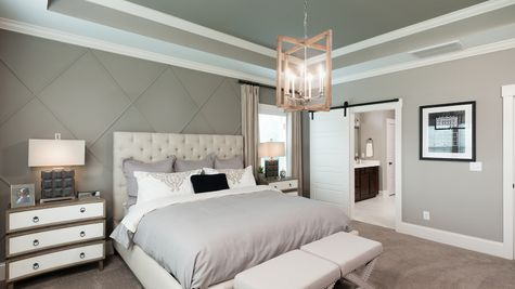 Primary Bedroom | Fullerton Plan