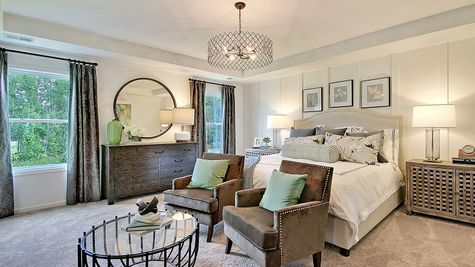 Primary Bedroom | Telfair Plan