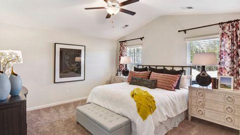 Primary Bedroom | Kershaw Plan