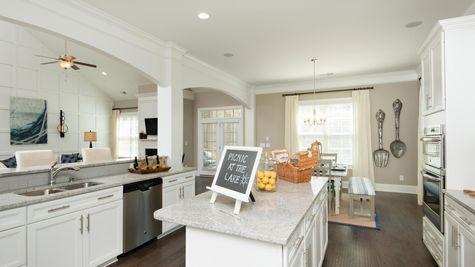 Kitchen | Patterson Plan