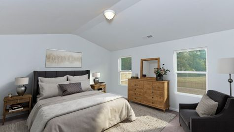 Primary Bedroom | Rutherford Plan