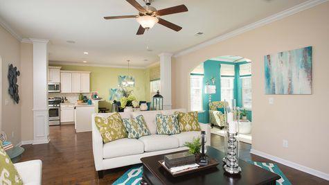 Living Room | Richardson Plan