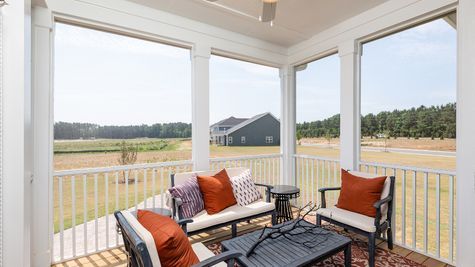 Screened-In Porch | Roland Plan