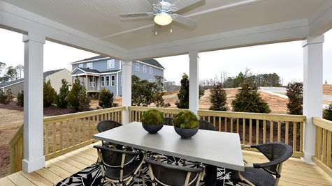 Covered Porch | Starks