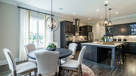 Eat-In to Kitchen | Patterson Plan