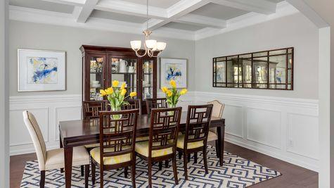 Dining Room | Palmer Plan