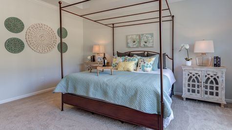 Master Bedroom | Jensen Plan