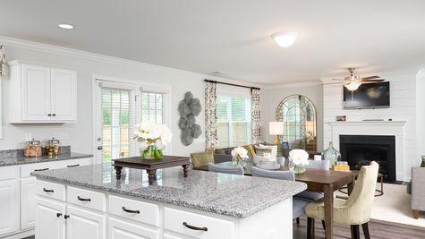 Kitchen | Lancaster Plan