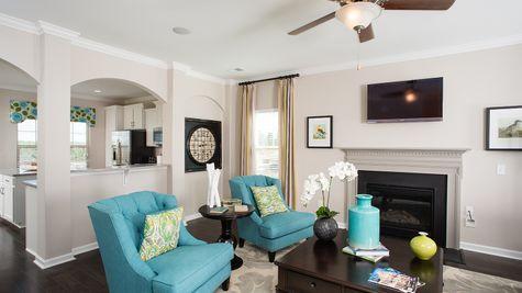 Great Room | Langford Plan