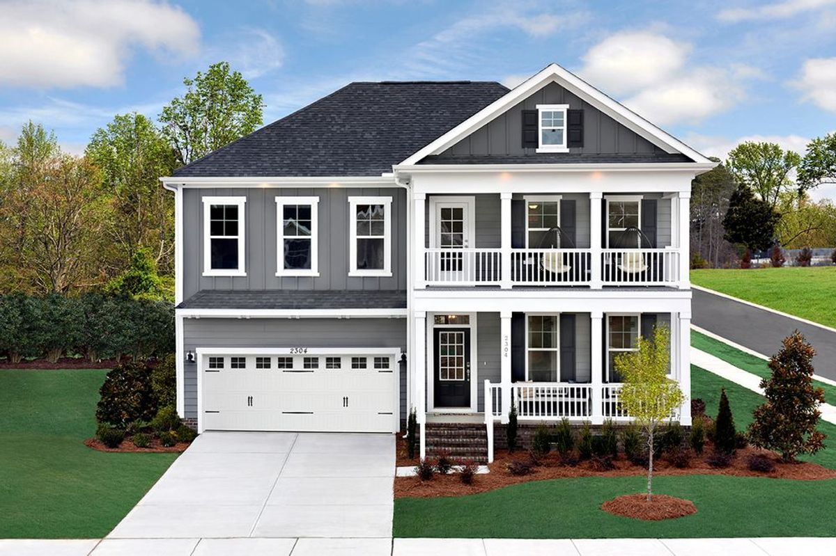 New home by Sovereign in Ascot, an Irmo SC community