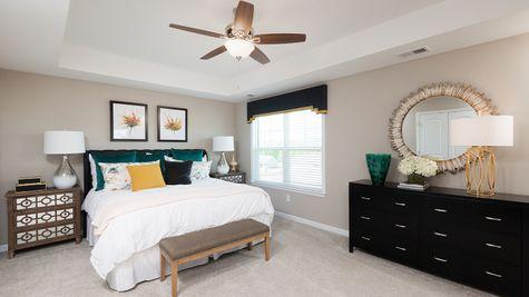 Primary Bedroom | Henderson Plan