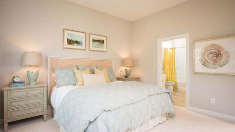 Bedroom | Hartford Plan
