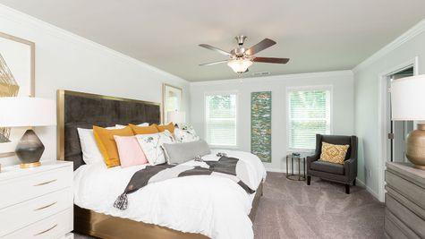 Master Bedroom | Lancaster Plan