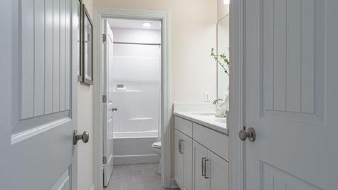 Secondary Bathroom | Palmer Plan