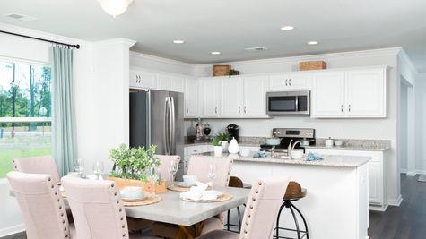 Eat-In to Kitchen | Pickens Plan