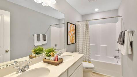 Secondary Bathroom | Kershaw Plan
