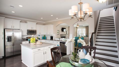 Kitchen and Eat-In | Langford Plan