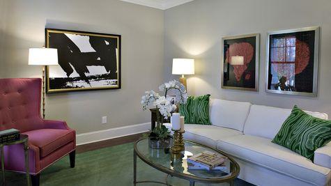Living Room - Yates Plan