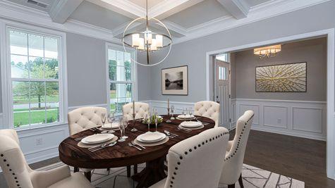 Dining Room | Chadwick Plan