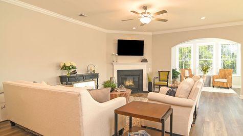 Living Room   Yates Plan