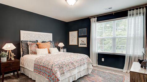 Secondary Bedroom | Meriwether Plan