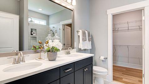 Primary Bathroom | Nantahala Plan