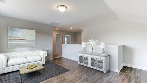 Bonus Room | Vernon Plan