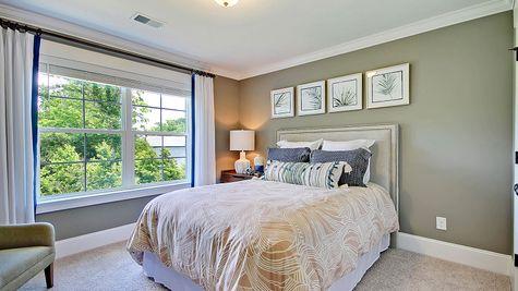 Guest Bedroom | Warwick Plan