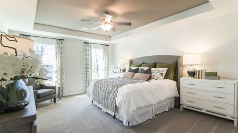Primary Bedroom | Lancaster Plan