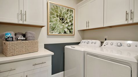 Laundry Room | Warwick Plan