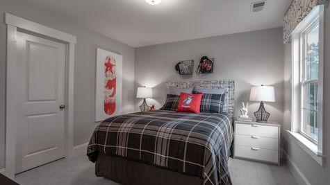 Secondary Bedroom | Overland Plan