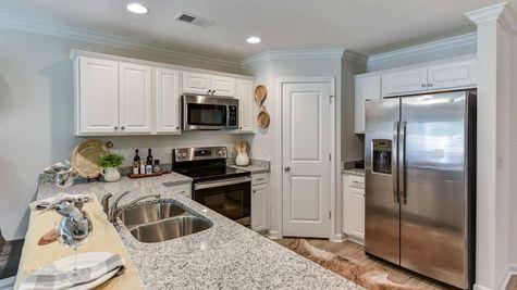 Kitchen | Dawson Plan