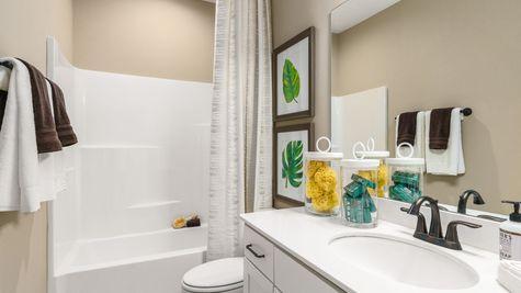 Bathroom | Edgewood Plan
