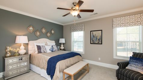 Bedroom | Patterson Plan