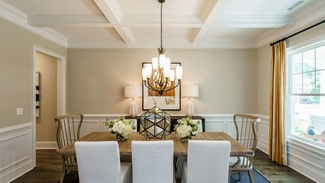 Dining Room | Patterson Plan