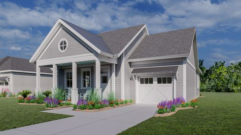 New home for sale in Mount Pleasant SC at Carolina Park