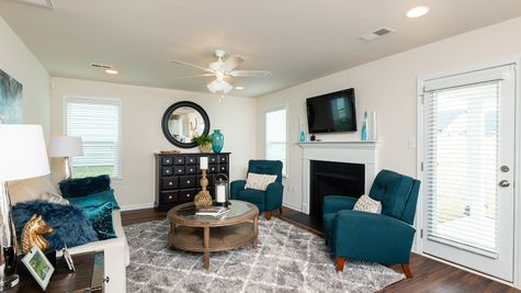 Family Room | Guilford Plan