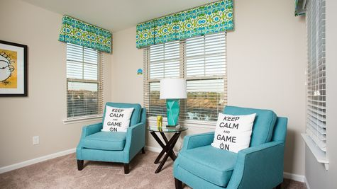 Master Sitting Room | Langford Plan